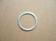 97-0862, Top washer, fork nut, Triumph T15/20